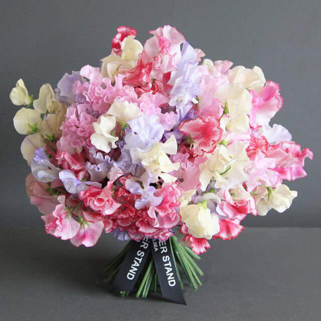 Scented Sweet Peas Bouquet | Dutch Sweet Peas | Same Day Flowers