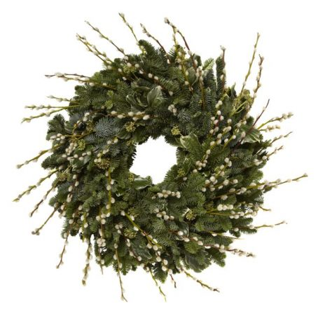 Pussy-Willow-Christmas-Wreath