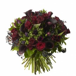 Black-Calla-Bouquet