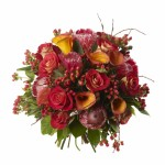 Calla-and-Protea-Bouquet