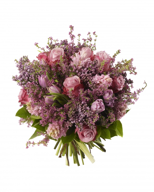 Luxury Lilac Bouquet | Beautiful Lilac Flowers | Same Day Flowers