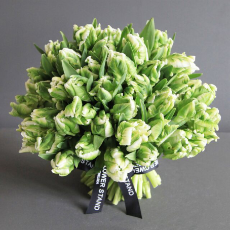 Luxury Parrot Tulip Bouquet