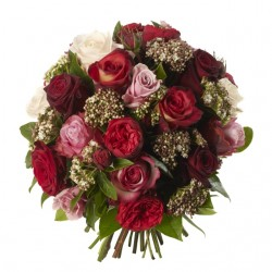 Mixed-Rose-Bouquet