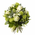 Viburnum-and-White-Rose-Bouquet