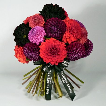 luxury dahlia bouquet Londons best florists