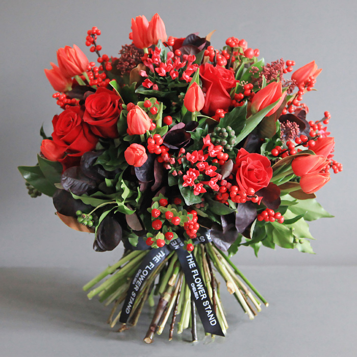 Mixed Autumnal Bouquet | Luxury Cut Flowers, Same Day Delivery London