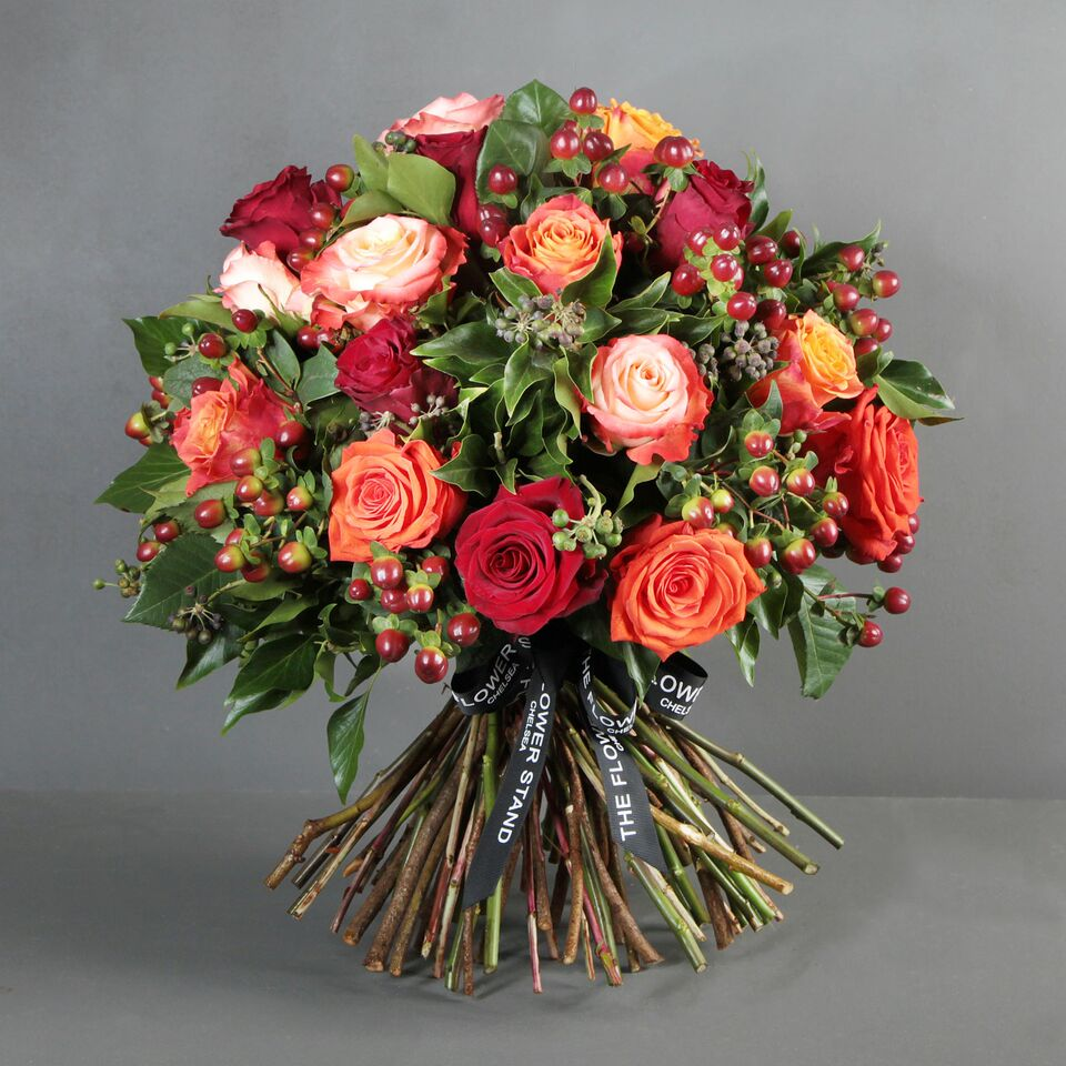 Luxury rose bouquets same day delivery roses luxury flowers ecuadorian christmas rose bouquet izmirmasajfo Choice Image