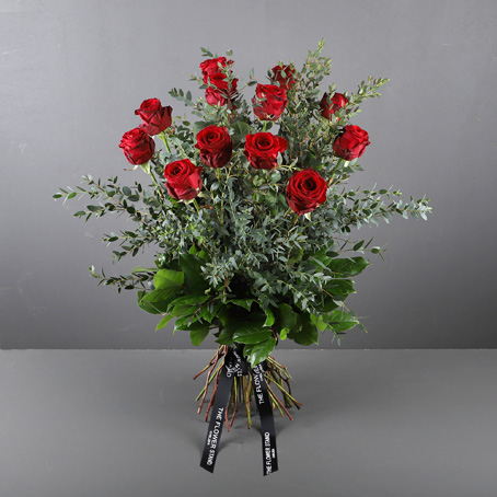 dozen red roses valentines flowers same day