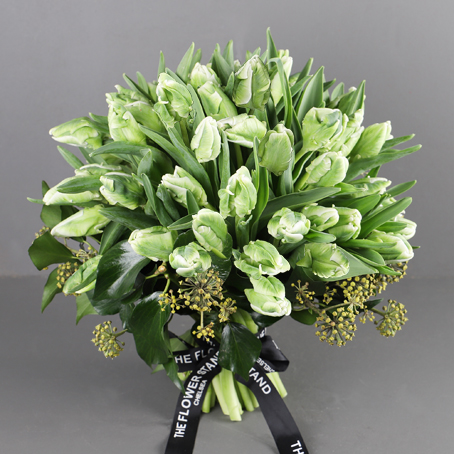 Luxury parrot tulip bouquet same day delivery london