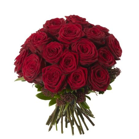 Luxury Red Rose Bouquet Fulham Florists