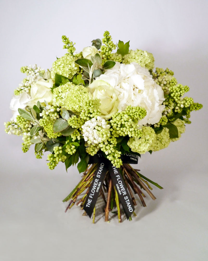 White Spring Bouquet The Flower Stand Chelsea