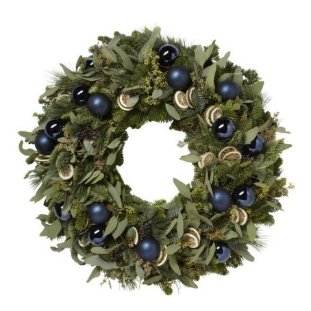 Blue-Haze-Christmas-Wreath