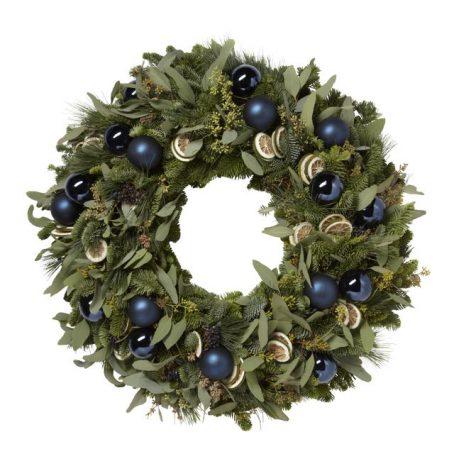 Blue-Haze-Christmas-Wreath