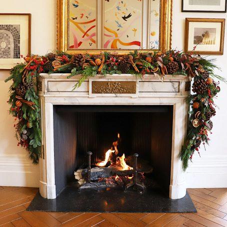 handmade-designer-christmas-garland