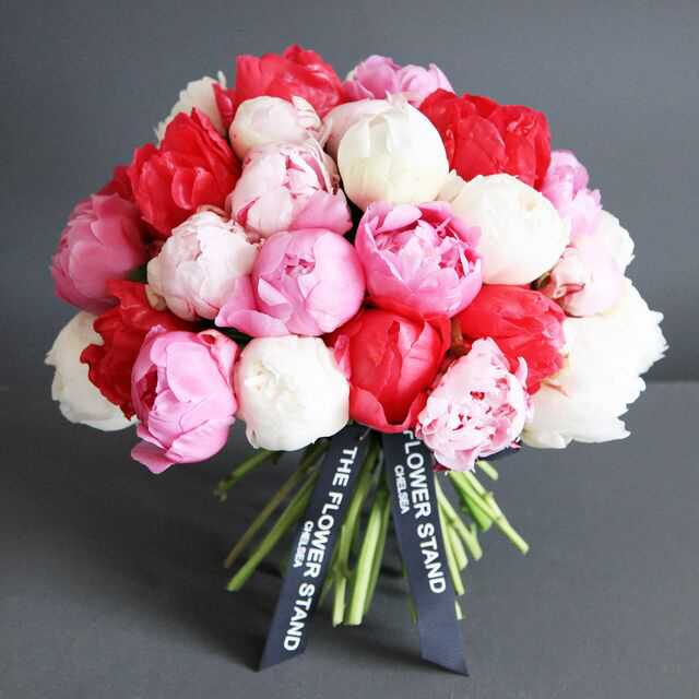 Beautiful Flowers Bouquet With Love