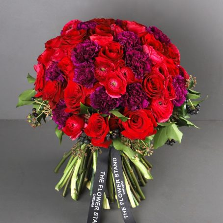 designer rose bouquet