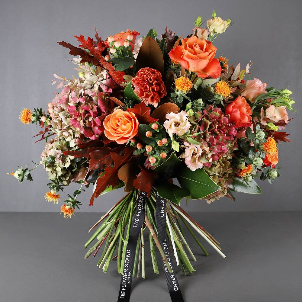 Orange Passion | Luxury Flowers London | Same Day Delivery Bouquets