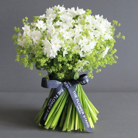 luxury paperwhites bouquet london flowers