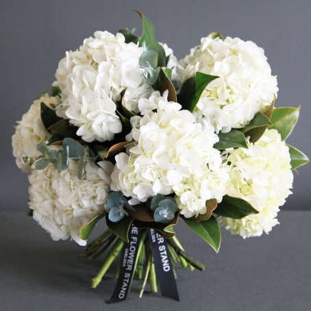 Luxury Hydrangea Bouquet Colombian