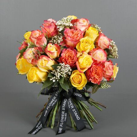 Mother's Day Rose Dome Luxury Flowers London