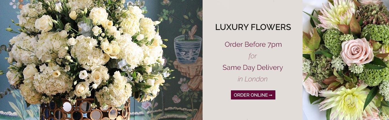 luxury flower delivery london boutique florist fulham chelsea