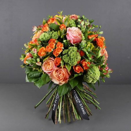 Mandarin Orange luxury bouquet