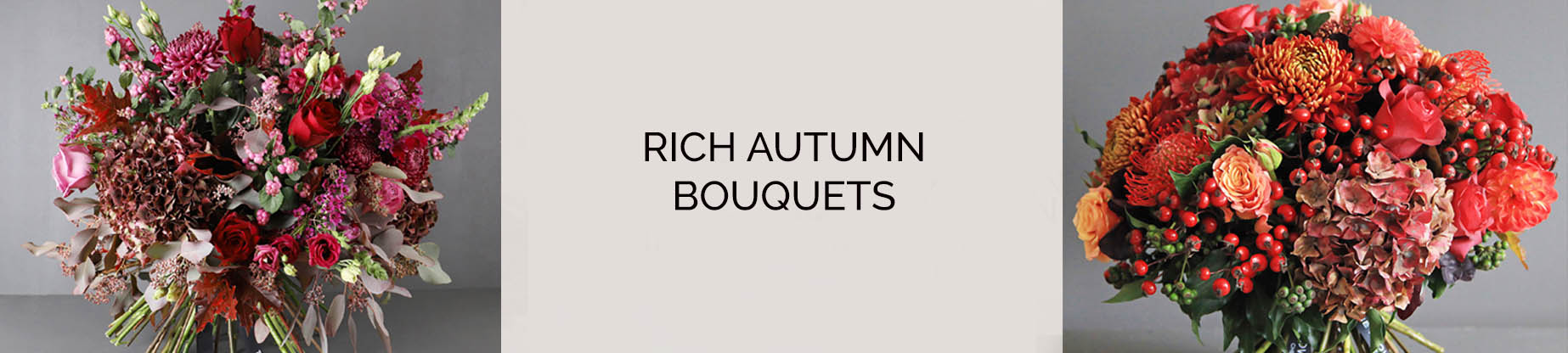 luxury autumn bouquets same day delivery flowers london